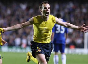 Chelsea-Barça, otro partidazo clásico con aire de revancha al 'Iniestazo' de 2009