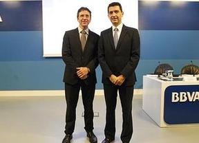 La economía española creció entre un 0,5% y un 0,6% en el segundo trimestre, según BBVA Research