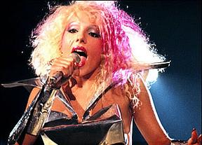 ¿Ésta es Lady Gaga?: no, es la cantante a la que copió su imagen