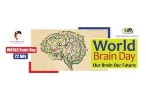 La WFN celebra el 22 de julio el primer Día Mundial del Cerebro