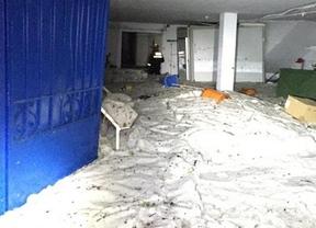 Un informe cuantificará los daños tras la granizada en La Manchuela conquense