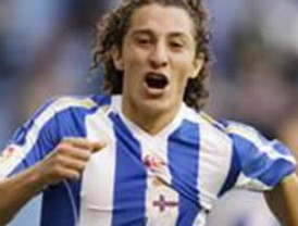 Guardado continúa recuperación, ya entrena con La Coruña