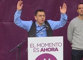 Monedero critica a Rivera por proponer el mismo IVA