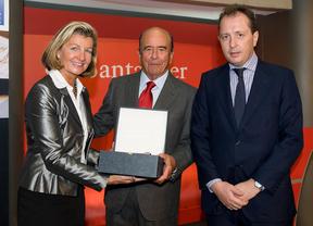 Los minoritarios europeos entregan su premio Shareholder-Friendly a Banco Santander