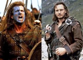 El conflicto de Escocia en el cine: de Katerine Hepburn a Mel Gibson