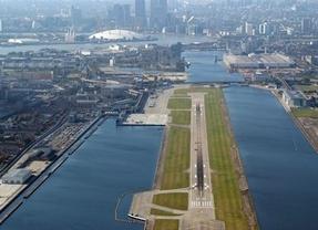 El aeropuerto urbano de Londres, reconocido como el mejor de Europa