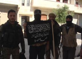Vídeo desde dentro del horror: acceso exclusivo a grupos yihadistas en Siria
