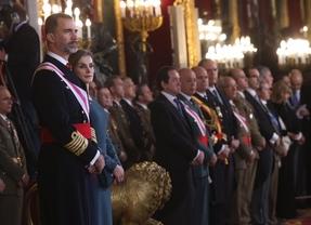 Discurso íntegro del rey Felipe VI en la Pascua Militar