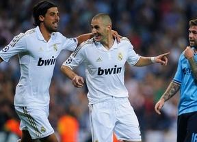 El Madrid respira y se crece con un engañoso 3-0 al Ajax