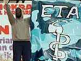 Cartel de la banda terrorista ETA