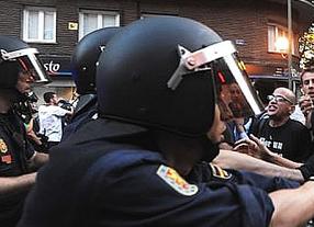 El Gobierno cede por fin: los antidisturbios podrán ser identificados