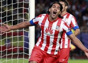 El Atlético se 'refuerza' con Falcao en la Liga Europa ante el complicado Rubin Kazán