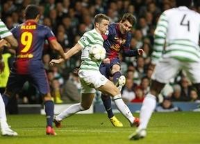 Sin Messi y ante su 'bestia negra'... pero el Barça sigue siendo favorito en Glasgow