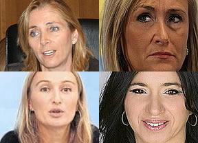 Cifuentes, Andrea Fabra, Pilar Sol, y ahora Marina del Corral: las 'damas del PP' siguen yéndose de la lengua