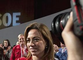 Chacón aviva el fuego soberanista: supera a Rubalcaba y pide un