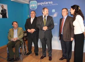 Jesús Labrador inaugura la sede de su campaña electoral en Toledo