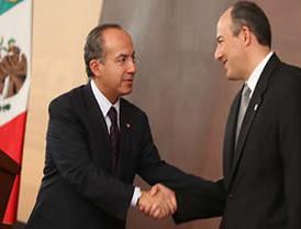 Marisela Morales Ibáñez, titular de la PGR, propone el Presidente Felipe Calderón, al Senado de la República