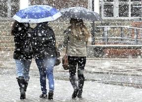 La Semana Santa cerrará en blanco: 7 provincias están en alerta por nieve