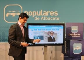 Javier Cuenca (PP) abre canales de comunicación con los albaceteños a través de Whatsapp y redes sociales