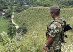 Las FARC declaran un alto el fuego