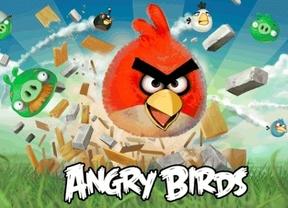 'Angry Birds' también conquista las tabletas PlayBook
