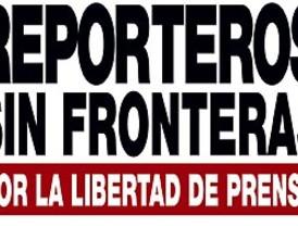 RSF expresa sus dudas por la ley de Cooperación Internacional