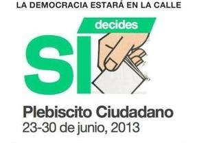 Las Mareas convocan un 'Plebiscito Ciudadano' en todo el país la última semana de junio