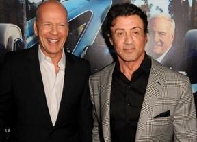 Movimiento entre viejas glorias: Harrison Ford toma el relevo de Bruce Willis en 'Los mercenarios 3'