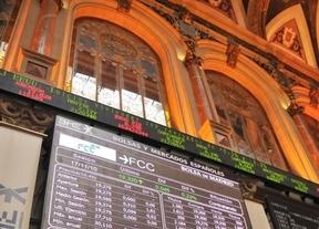 Tras ganar Hollande, la Bolsa española baja con fuerza y la prima de riesgo sube