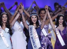 China se (auto) corona Miss Mundo 2012