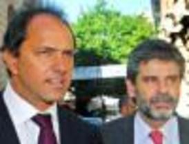 Scioli y Filmus andan juntos de campaña