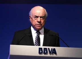 González (BBVA) dice que lo peor de la crisis de deuda 'ha pasado'