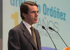 Aznar consigue su meta: toda la clase política, pendiente de lo que diga este lunes en el Club Siglo XXI