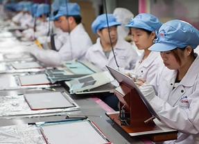 Apple reacciona a las críticas y promete mejorar las condiciones de sus empleados en China