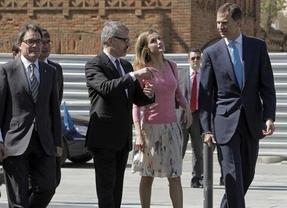 El Príncipe visitó Cataluña cuatro veces en lo que va de año, ¿preparando su 'Transición'?