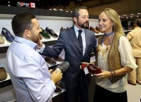 La exportación de calzado ha crecido un 16,7% en los dos últimos años
