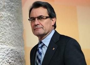 Mas plantea una consulta en cuatro años y un Estado catalán en la UE con