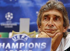 Valiente Pellegrini y valiente 'Euromálaga':