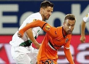 Europa Liga: bien Valencia y Betis, con victorias fuera, y regular el Sevilla con empate en casa