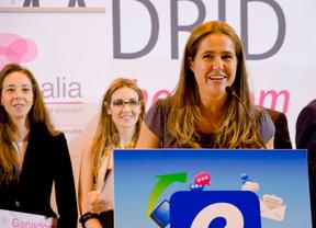 Womenalia apuesta por el emprendimiento colaborando con Beefeater London District