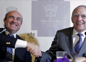 Optimismo desde Alemania: el ministro de finanzas, convencido de que España superará la crisis