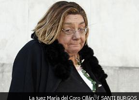 Otra de la juez Cillán: afrontará un juicio oral por prevaricación