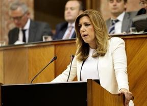 Susana Díaz no logra el apoyo del Parlamento andaluz para ser investida