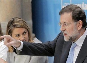 Cospedal acude este lunes a una inusual cita de Rajoy con los barones autonómicos