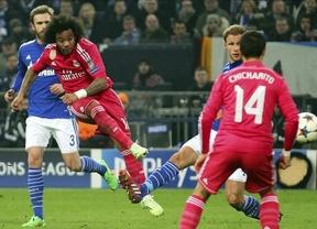Champions: un Madrid sin magia tira de profesionalidad para dejar sentenciada la eliminatoria ante el Schalke (0-2)