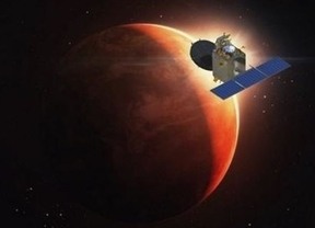 La India se convierte en la cuarta potencia en llegar a Marte