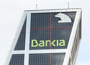 Unas 200 personas protestan en Albacete por el ERE en Bankia