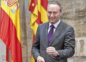 La Comunidad Valenciana pide un rescate de 3.500 millones de euros para 'salvar' lo que queda de año