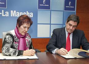 Sanidad firma un protocolo con Malaguilla para construir un nuevo consultorio local