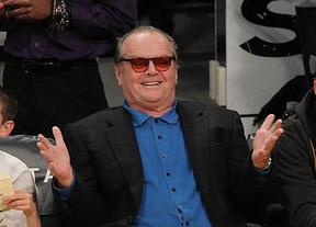 Jack Nicholson no se jubila, ni tiene problemas de memoria